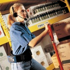 Thumbnail-Photo: G.O.L.D. Vocal enables warehouse operations via voice recognition...