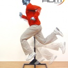 Thumbnail-Photo: Cyberquins - The only running, walking and cycling mannequins...