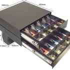 Thumbnail-Photo: Cash drawer SecurePlus SL3000DOUBLE-SK