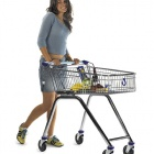 Thumbnail-Photo: Light shopping trolley – for frequent shoppers...