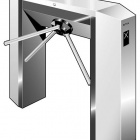 Thumbnail-Photo: Tripod Turnstile with dropping arm TR 491