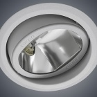 Thumbnail-Photo: Flexibly pivoted and adjustable - the new Caronda recessed fixture from...