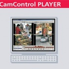 Thumbnail-Photo: CamControl PLAYER - Evaluation software for CamDiscSVR recordings...