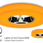 Thumbnail-Photo: Recessed luminaire SPACE