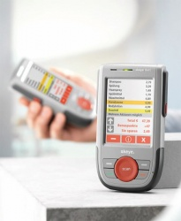 The mobile terminal skeye.dart is a new, innovative and handy device in PDA...