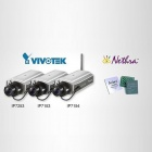 Thumbnail-Photo: VIVOTEK Selects Nethra Image Processor for Latest Network Cameras...
