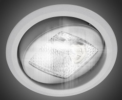 The new reflector material enables the same lighting effect and the same...