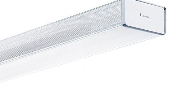 The efficient Ecoos direct/indirect luminaire can be used flexibly both as a...