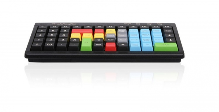 Photo: POS Keyboards from PrehKeyTec