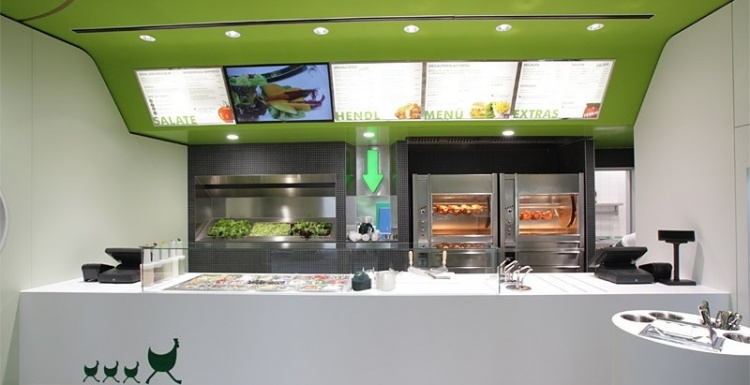 Photo: Wienerwald restaurants opt for NCR point of sale system...