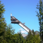 Thumbnail-Photo: Bosch guarantees safety and security at Oberstdorf ski jump...