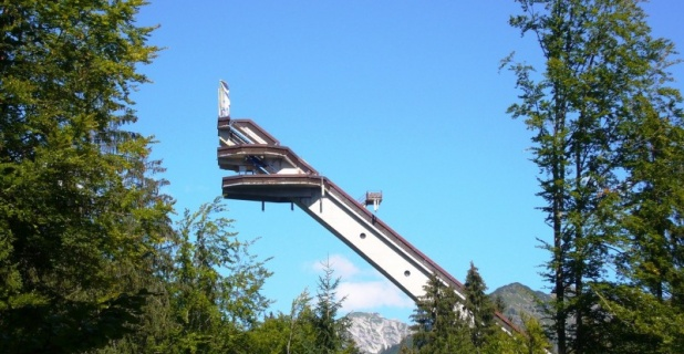 Bosch guarantees safety and security at Oberstdorf ski jump...