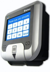 NQuire 230 - The customer info terminal with touch screen...