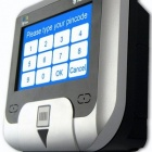 Thumbnail-Photo: NQuire 230 - The customer info terminal with touch screen...