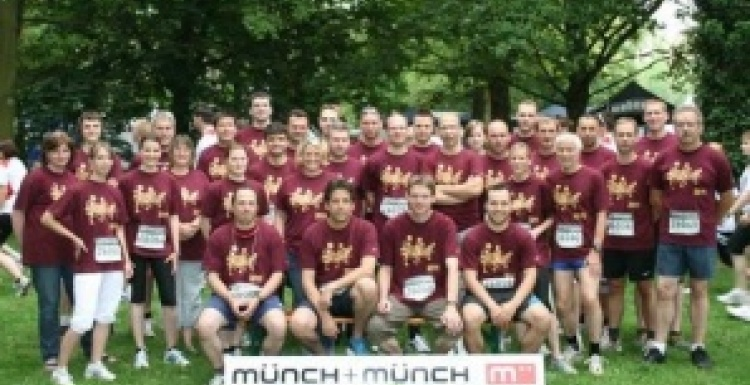 Photo: J. P.  Morgan Corporate Challenge 2011