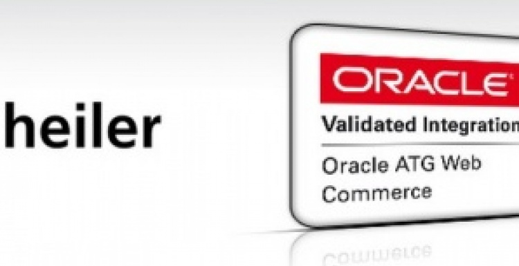 Photo: Heiler Software Offers Adapter for Oracle ATG Web Commerce...