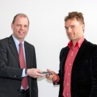 Thumbnail-Photo: Hoeft & Wessel delivers first e-Ticket reader to Danish State Railway...
