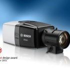 Thumbnail-Photo: Designed to win Dinion HD 1080p camera from Bosch receives prestigious...