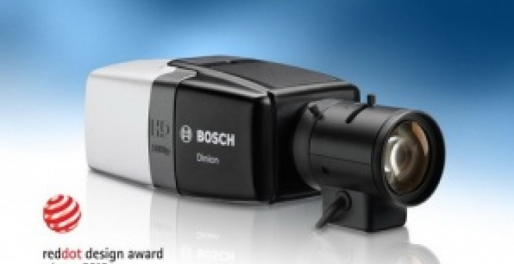 Photo: Designed to win Dinion HD 1080p camera from Bosch receives prestigious...