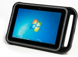 New Windows-based tablet for retail and order fulfilment from X2 Computing...