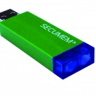 Thumbnail-Photo: SECUMEM – 4GB USB stick with in-built shield against data manipulation...