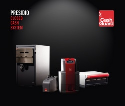 The CashGuard closed cash handling solution takes care of all the risk at point...