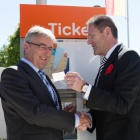Thumbnail-Photo: Greater improvements in ticket machines