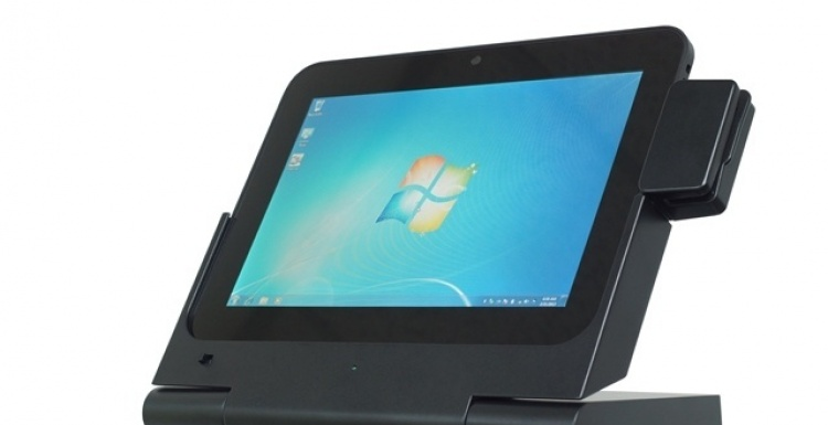 Photo: Omnico launches world's first fully-featured tablet POS device for...