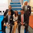 Thumbnail-Photo: Slimstock is looking back on LogiMAT 2014