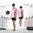 Thumbnail-Photo: Virtual fitting room data shows 7% increase in Average Basket Value...