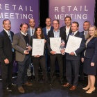 Thumbnail-Photo: Deichmann, Hunkemöller and Uniqlo retailers of the year...