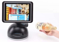 The tablet POS has a combined developer program and user-friendly software...