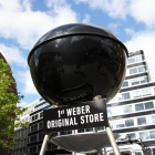 Thumbnail-Photo: Attention, barbecue fans: The first Weber Original Store opened in...