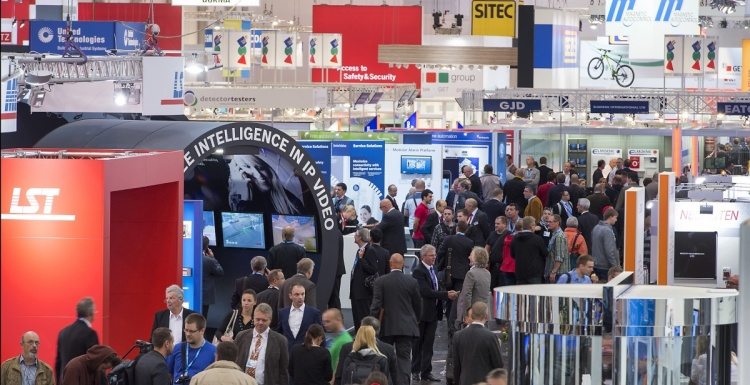 Photo: 40 Years of Security Essen: Premier Global Fair Showed Itself on Its...
