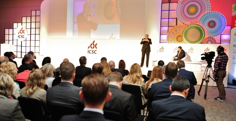Photo: ICSC European Conference celebrates its 40th anniversary...