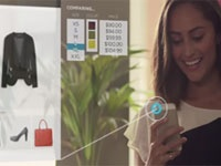 Mall and online shopping experiences merging, thanks to technology...