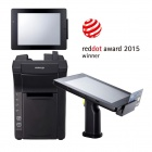 Thumbnail-Photo: Posiflex receives prestigious Red Dot Award