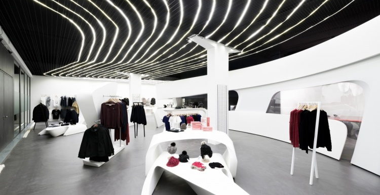 Photo: What shop design can look like part 2: Heidi.com Flagship-Store...