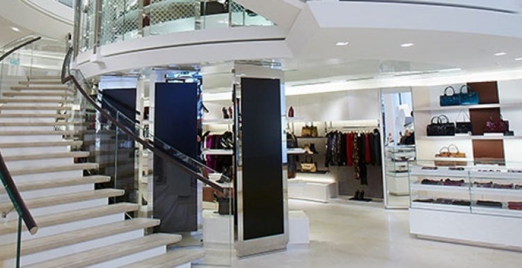 Photo: Celebrating excellence in shopfitting and fit out contracting...
