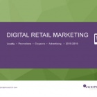 Thumbnail-Photo: Digital marketing: retailers spend a record 200bn dollars...