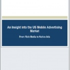 Thumbnail-Photo: Report: An insight into the US mobile advertising market...