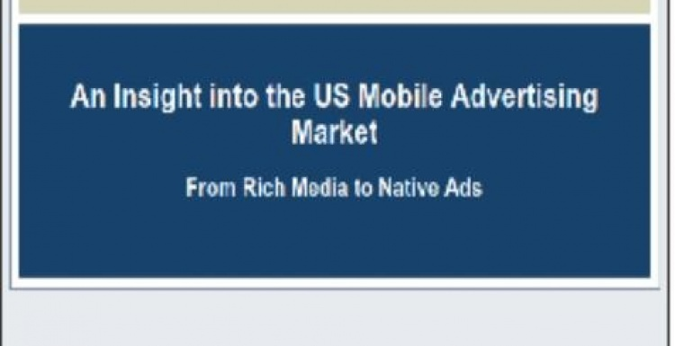 Photo: Report: An insight into the US mobile advertising market...