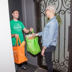 Instacart has fundamentally changed the traditional grocery delivery space by...