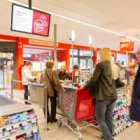 Thumbnail-Photo: Fresh in-store communication at Carrefour Belgium...