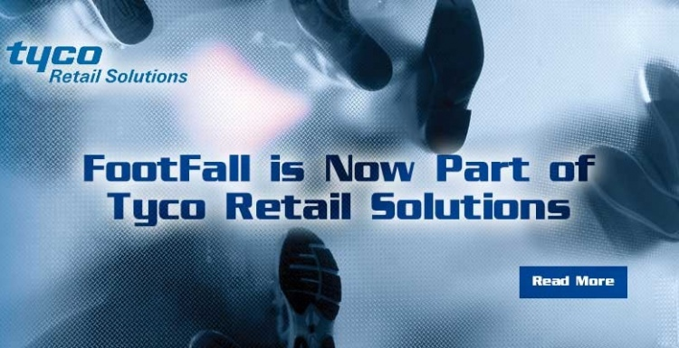 Photo: FootFall is now a part of Tyco Retail Solutions...