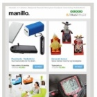Thumbnail-Photo: Manillo increased sales by 8.6 percent