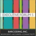 Thumbnail-Photo: Supply Chain experts span Barcoding Inc.'s Executive Forum 5 speaker...