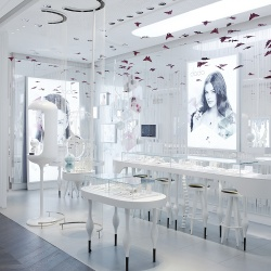 Thumbnail-Photo: Shop design works different in China