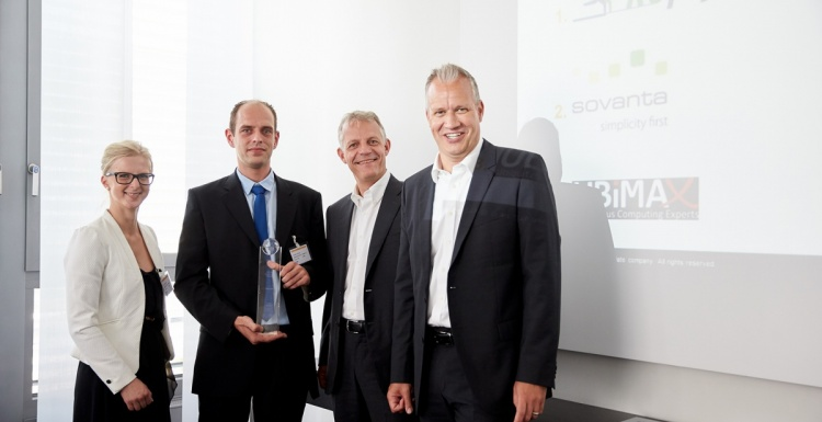 Photo: Reply named winner of SAP and Google Glass challenge for enterprise...