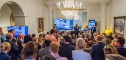 The partnership was announced at a UK launch event held at the Finnish...